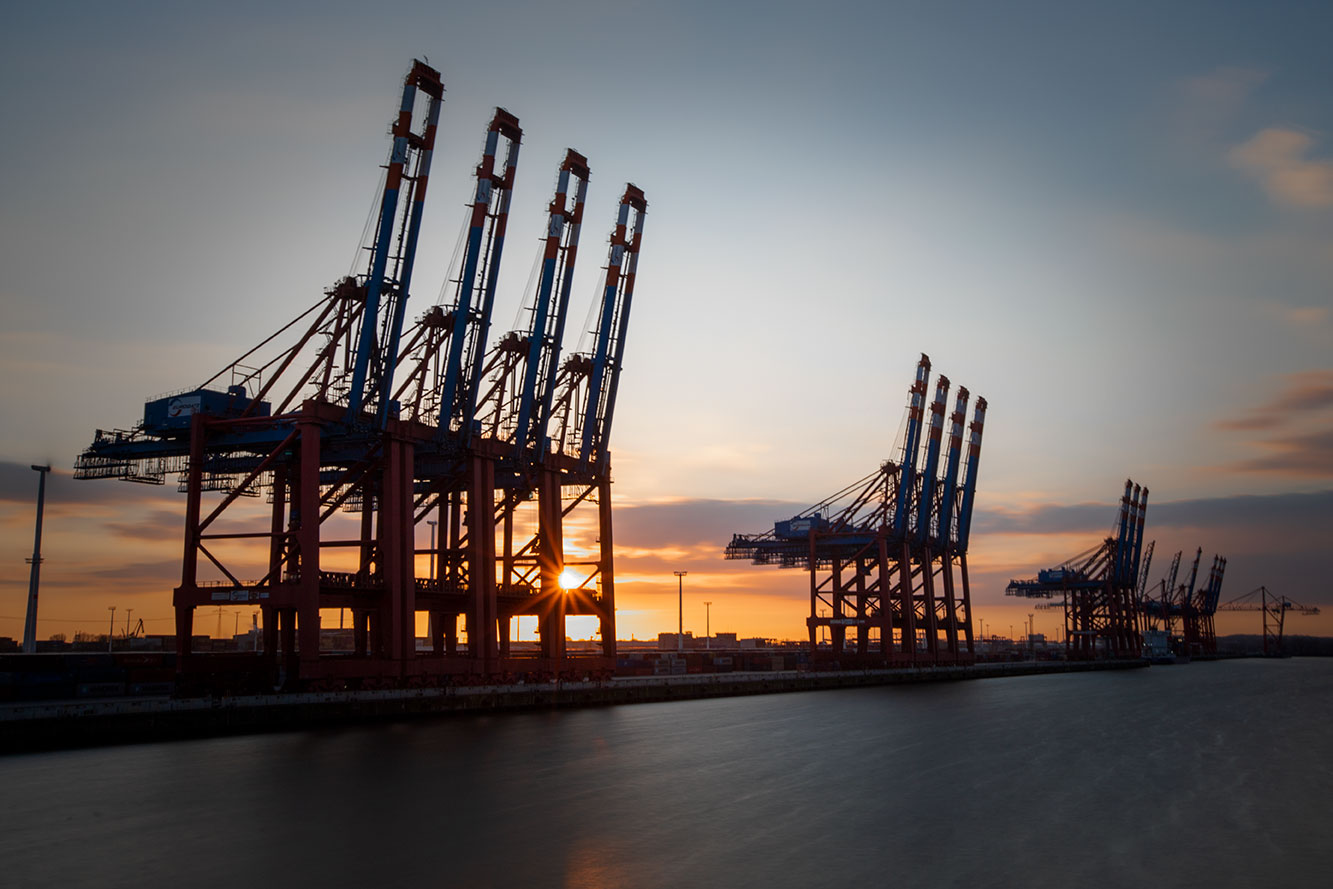 Containerterminal Waltershof